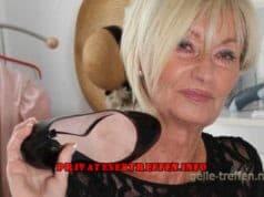 Bin eine sexgeile Granny und suche einen Natursektliebhaber