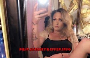 Blonde Transe sucht Sextreffen